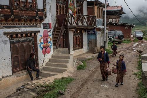 Những chiếc của quý mang may mắn ở Bhutan