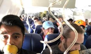 Sai lầm chết người của hành khách vụ máy bay bị nổ động cơ