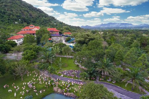 Tà Cú, lạc cảnh trên núi Bình Thuận