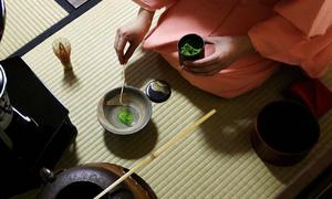 Nghệ nhân gần 70 năm pha trà đạo Nhật Bản