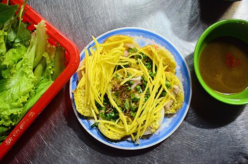 Ba món đặc trưng xứ hoa giữa lòng Sài Gòn - 1