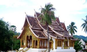 60 giây khám phá cố đô Luang Prabang