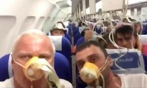 Máy bay Thổ Nhĩ Kỳ lao 'từ 10.000 m xuống 500 m trong 5 phút'