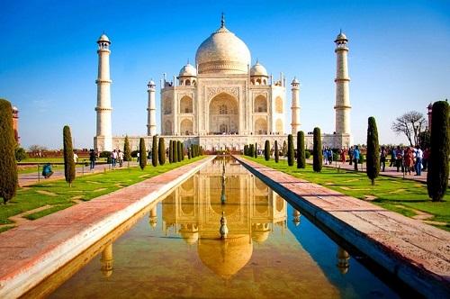 Lăng Taj Mahal thuộc Arga nằm ở miền Bắc Ấn Độ tạm thời vẫn an toàn trước dịch do virus Nipah. Ảnh: Beautiful Global.