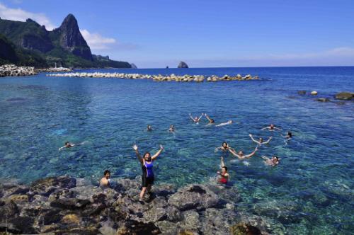 Đảo Ulleungdo là một trong những điểm đến được Hàn Quốc chú trọng phát triển để thu hút du khách. Ảnh: Live, Travel, Teach.
