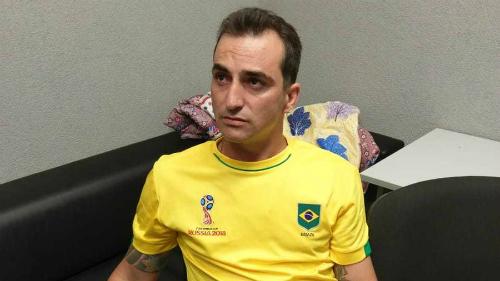 Rodrigo Denardi Vicentini mang hai quốc tịch Brazil và Italy. Ảnh: Rt.