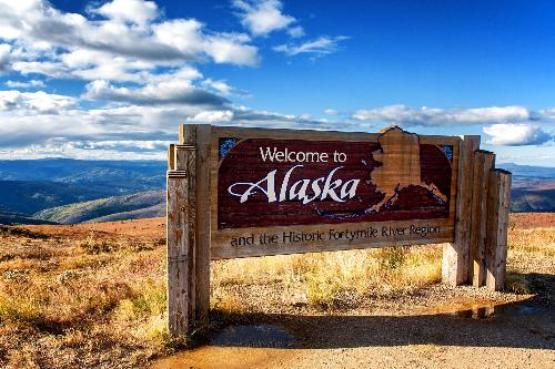 Alaska - ngôi sao du lịch mới của Mỹ.