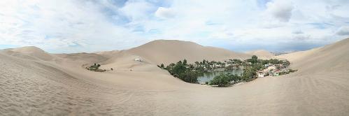 Phép lạ ở thị trấn nằm giữa sa mạc khô cằn nhất thế giới - page 2