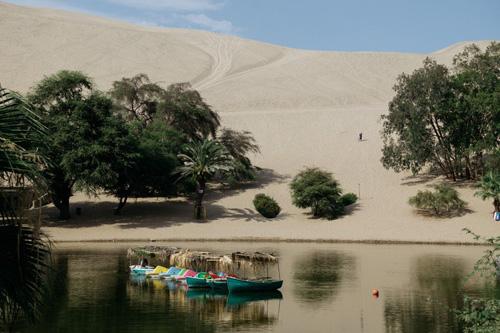 Phép lạ ở thị trấn nằm giữa sa mạc khô cằn nhất thế giới - page 2 - 5