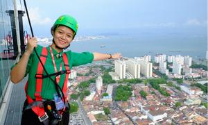 Bật mí điểm ăn chơi cho giới trẻ khi phượt Penang