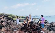 Ăn chơi ba ngày ở đảo Phú Quý chưa đến hai triệu đồng