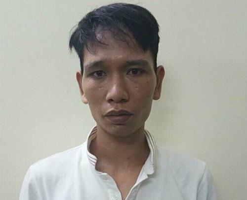 Tài xế taxi Trần Văn Phong. Ảnh: CA.