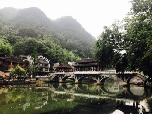 Những ngày mưa khó quên ở Phượng Hoàng cổ trấn - page 2 - 5