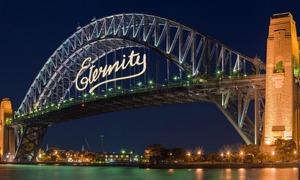 Quá khứ kỳ lạ của dòng chữ biểu tượng cho thành phố Sydney