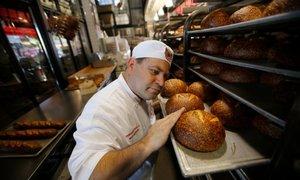 Tiệm bánh mì truyền thống gần 170 tuổi ở Mỹ