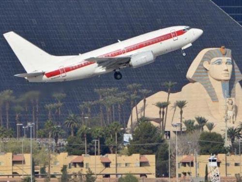Một chiếc máy bay của hãng Janet. Ảnh: News.