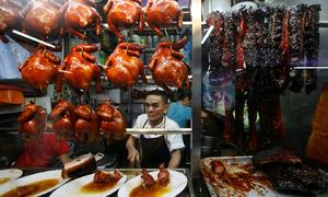 Thiên đường ẩm thực đường phố ở Singapore