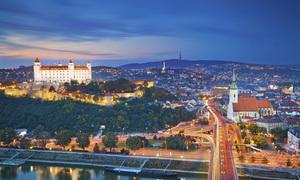 Thủ đô duy nhất nằm ở biên giới ba quốc gia