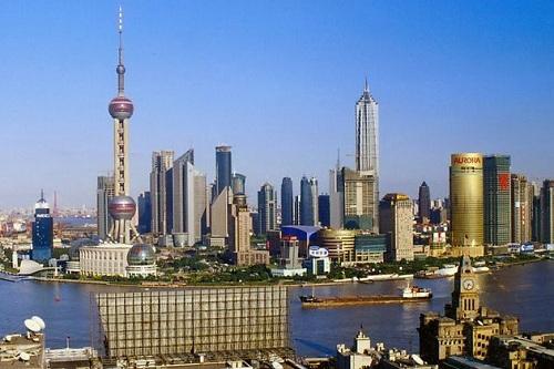 Thành phố Thượng Hải.