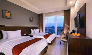 Bên trong khách sạn Olympic Việt Nam mới chuyển đến ở Asiad