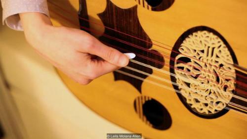 Theo thời gian, nhiều loại nhạc cụ mới được hình thành.Ảnh: Leila Molana-Allen.