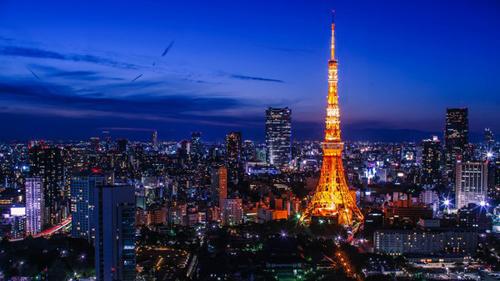 Khám phá một Nhật Bản sầm uất, hiện đại.