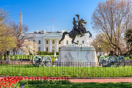 Nhà Trắng.