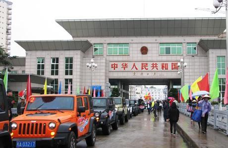 Khách Trung Quốc được tự lái xe du lịch vào Lạng Sơn