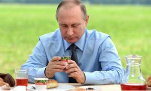 Một ngày Tổng thống Putin ăn những gì?