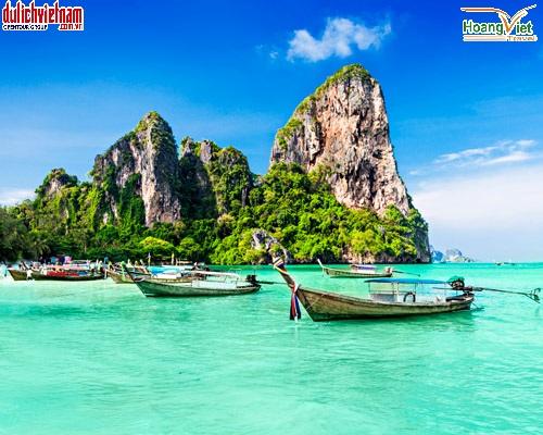 Phuket  Viên ngọc xanh của du lịch Thái Lan.