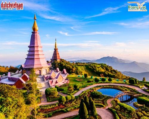 Chiang Mai  Đóa hồng phương Bắc Thái Lan.