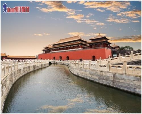 Tử Cấm Thành được UNESCO công nhận là di sản thế giới vào năm 1987.