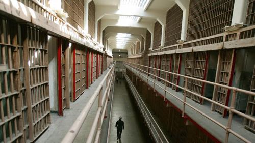 Hệ thống nhà tù trên đảo. Ảnh: CNN.