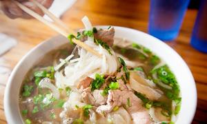 Phở Việt Nam đứng đầu danh sách các món súp ngon nhất châu Á