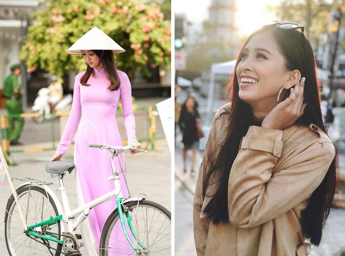 <p> <strong>Khách Tây nghĩ: </strong>Người Việt Nam mặc áo dài, đội nón lá suốt ngày. Ảnh: <em>Kim Điền. </em><br /><br /><strong>Thực tế: </strong>Người Việt Nam ăn mặc giống như những nước khác, nhiều cô gái cập nhật các phong cách thời trang mới nhất.</p>