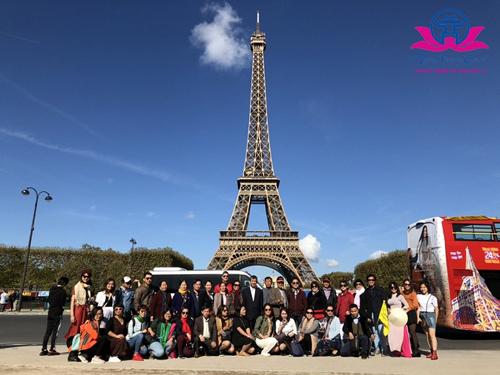 Du lịch châu Âu cùng Tràng An Travel với giá từ 45.990.000 đồng