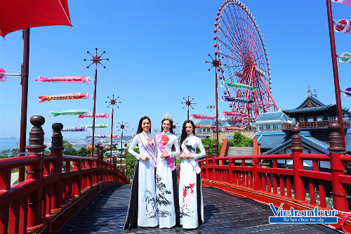 Du lịch nghỉ dưỡng 4 sao và vui chơi tại tổ hợp giải trí hàng đầu Việt Nam tại Hạ Long chỉ dưới 3 triệu đồng.