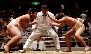 Hòn đảo của những đô vật Sumo giỏi nhất Nhật Bản