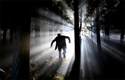Dù không có thật, quái vật Frankenstein vẫn là cái tên đáng sợ với các du khách khi tới tham lâu đài nằm trên đỉnh đồi ở thị trấn Gernsheim. Ảnh: