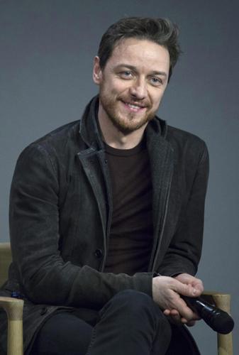 James Andrew McAvoy là diễn viên nổi tiếng, từng tham gia rất nhiều các bộ phim đình đám như loạt phim về dị nhân X-Men, Wanted, Shameless... Ảnh: Sun.