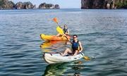 Không biết bơi có thể chèo thuyền kayak không?