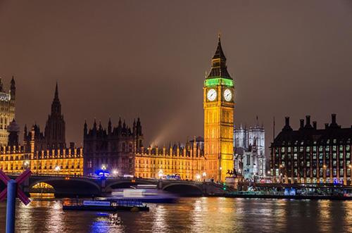 Big Ben không được gọi là Big Ben. Thực chất, Big Ben là tên của chiếc chuông còn công trình này được gọi là  Tháp Đồng hồ.