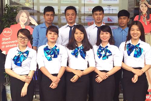 Ngoài trụ sở chính tại TP HCM, công ty có văn phòng giao dịch tại Hà Nội và Đà Nẵng. Công ty còn ứng dụng công nghệ mới trong giao dịch online qua hệ thống website vietnambooking.com, cung cấp thông tin toàn diện cho người dùng.