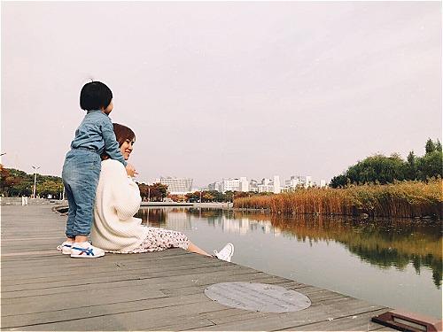 Ảnh tham quan Hàn Quốc của gia đình chị Uyên - 4
