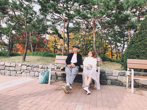 Ảnh tham quan Hàn Quốc của gia đình chị Uyên - 5