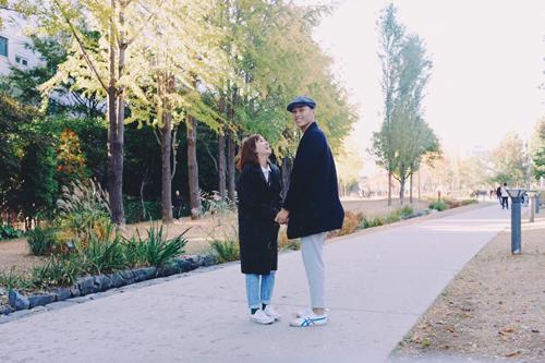 Ảnh tham quan Hàn Quốc của gia đình chị Uyên - 6
