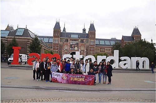 Du lịch Châu Âu 5 nước cùng Tugo. Ảnh: Tugo.