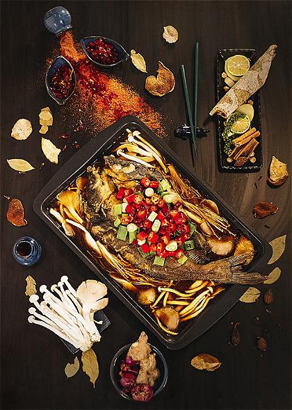 Không chỉ có lẩu cay, Tứ Xuyên có món ăn còn hấp dẫn hơn ...
