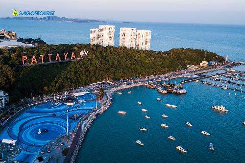Thành phố biển Pattaya.