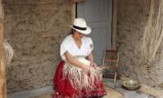 Mũ cỏ đan thủ công giá trên 25.000 USD ở Ecuador